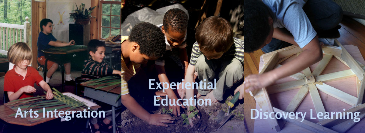 Arts Integration, Experiential Education, Discovery Learning